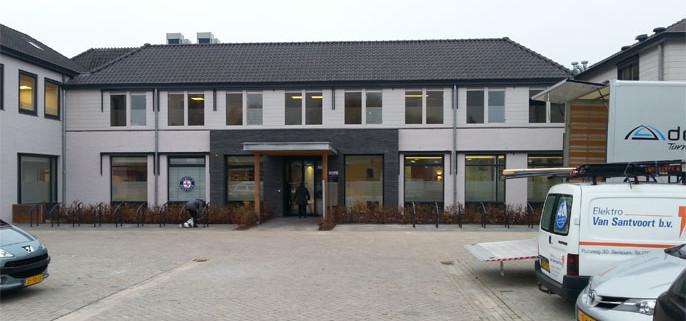 EIB project uitgevoerd door Domoluxe
