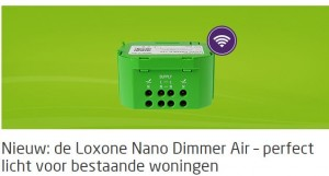 Nano dimmer Air